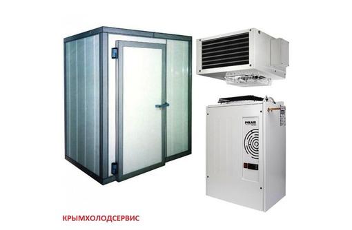 Камера холодильная Polair для заморозки, фото — «Реклама Белогорска»