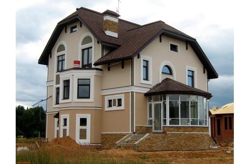 Фасадные работы в Севастополе. Утепление. Короед., фото — «Реклама Севастополя»
