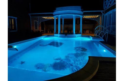 Посуточно коттедж с бассейном Бельбек от 6000 руб/сутки можно на сутки, фото — «Реклама Севастополя»