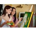 Школа художников ( рисунок, пейзаж, батик) - Курсы учебные в Крыму