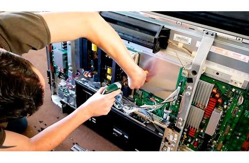 Телемастер в Севастополе. Ремонт телевизоров LCD, плазменных панелей, кинескопных ТВ., фото — «Реклама Севастополя»
