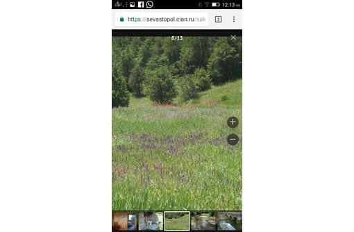 Продам земельный участок тсн Черногорье 10 соток,все коммуникации на участке, фото — «Реклама Севастополя»