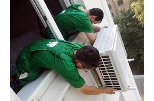 Установка и ремонт кондиционеров в Севастополе, фото — «Реклама Севастополя»
