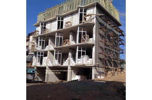 Строительство загородных домов и коттеджей, фото — «Реклама Ялты»