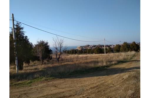 Земельный участок, п. Орлиное, ул. Пушкина 10 соток ИЖС, фото — «Реклама Севастополя»