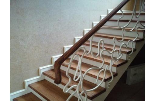 Проектирование, изготовление и монтаж лестниц, фото — «Реклама Севастополя»