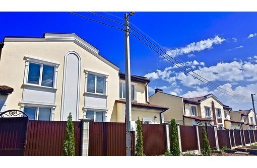 Новый 3-х эт.дом отличной планировки в коттеджном поселке, фото — «Реклама Севастополя»