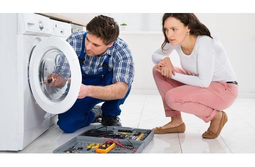 Профессиональный ремонт стиральных машин всех производителей., фото — «Реклама Севастополя»