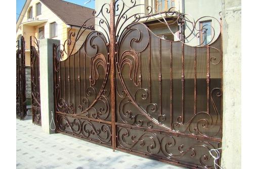 Производство кованых элементов, художественного металлопроката., фото — «Реклама Севастополя»
