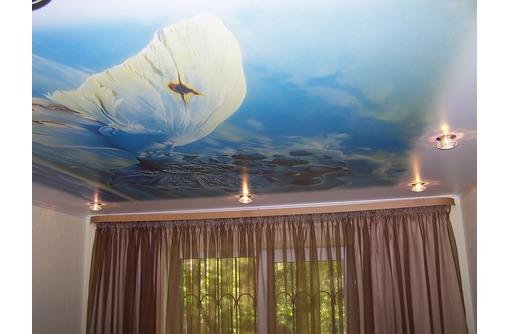 Монтаж натяжных потолков., фото — «Реклама Севастополя»