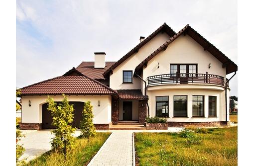 Строительство домов, дач, отделочные работы, фото — «Реклама Севастополя»