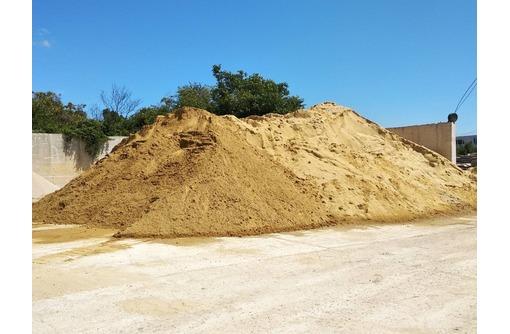 Продам песок речной мытый от 10 тонн. Севастополь., фото — «Реклама Севастополя»