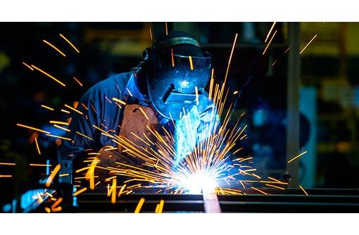 Сварочные работы, производство металлоизделий, фото — «Реклама Севастополя»