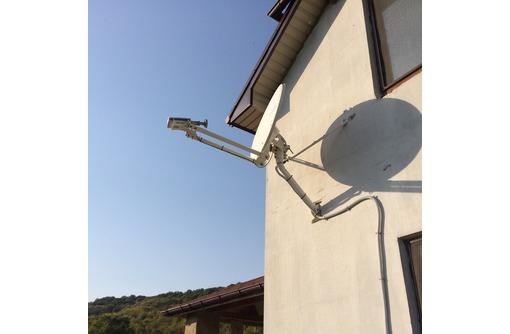 Спутниковый интернет, ТВ в Крыму, фото — «Реклама Джанкоя»