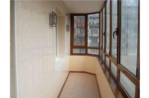 """Лоджия и балкон """"под ключ"""". Утепление, расширение, остекление, отделка балкона в Севастополе, фото — «Реклама Севастополя»"""