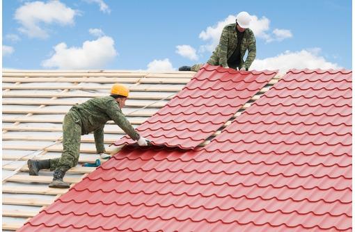 Все виды кровельных работ, ремонт и утепление крыши, фото — «Реклама Севастополя»