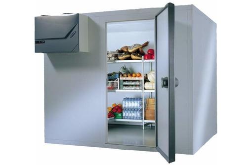 Холодильная камера хранения и заморозки, камера охлаждения, фото — «Реклама Севастополя»