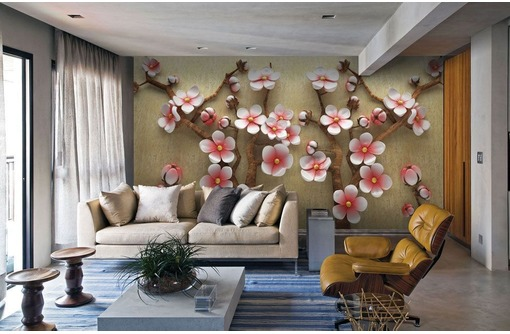 Ремонт квартир, шпатлевка, покраска. Качественная поклейка обоев, фото — «Реклама Севастополя»