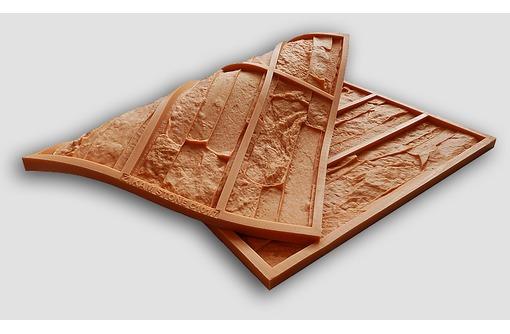 Формы для камня декоративного полиуретановые, фото — «Реклама Керчи»