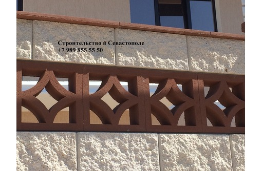 Строительство заборов - из француза, ракушки, профнастила, габионов, фото — «Реклама Севастополя»