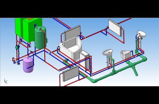 Инженерные системы любой сложности, фото — «Реклама Севастополя»