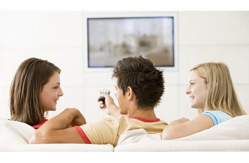 Монтаж и подключение цифрового спутникового телевидения, фото — «Реклама Севастополя»