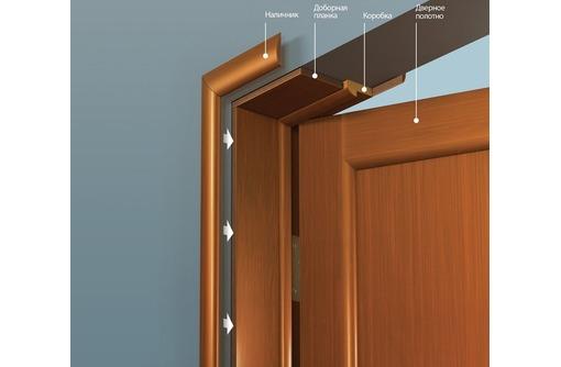 Установка межкомнатных и входных дверей. Демонтаж старых дверей., фото — «Реклама Севастополя»