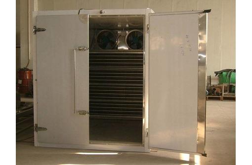 Холодильная камера для заморозки рыбы и мяса. Шоковая заморозка рыбы и мяса. Купить в Крыму, фото — «Реклама Севастополя»