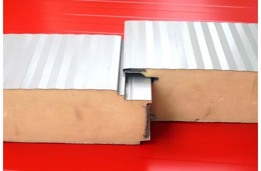 Сэндвич панели (PIR) для морозильных холодильных камер., фото — «Реклама Бахчисарая»