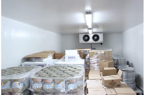 Холодильные камеры для заморозки и хранения  в Севастополе под ключ, фото — «Реклама Севастополя»