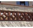 Строительство заборов в Севастополь. Фундамент, кладка камня француз, ворота под заказ., фото — «Реклама Севастополя»