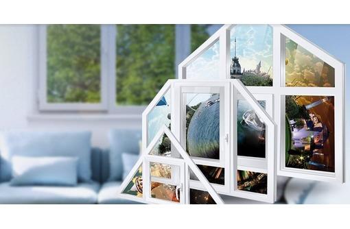 Окна Горница, Elex, Rehau, WDS, Kbe в Алуште и ЮБК, фото — «Реклама Алушты»