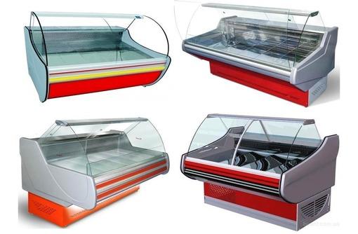 Холодильные Витрины Шкафы Горки Бонеты Лари...., фото — «Реклама Алушты»