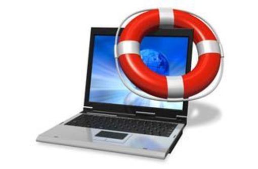 Срочный ремонт компьютеров и ноутбуков, фото — «Реклама Севастополя»