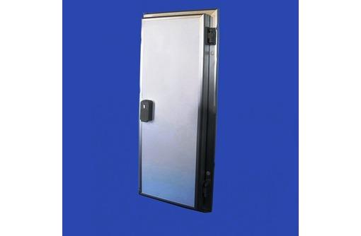Двери морозильные для холодильных камер, складов и терминалов со склада в Крыму, фото — «Реклама Севастополя»