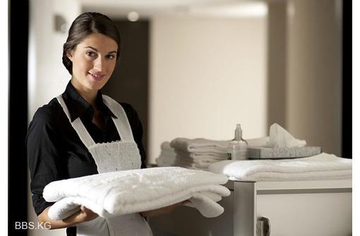 В гостиницу в Форосе требуется ГОРНИЧНАЯ. з/п 25000, проживание предоставляется, фото — «Реклама Фороса»