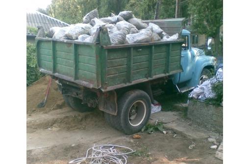 Вывоз строительного мусора, фото — «Реклама Симферополя»