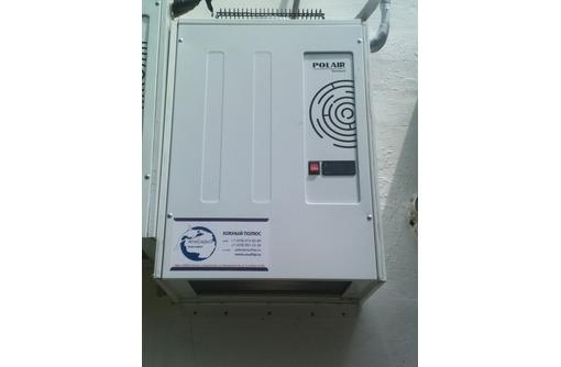 Холодильная камера Полаир (Polair) для овощей с агрегатом под ключ. Доставка, монтаж, сервис, фото — «Реклама Старого Крыма»