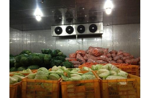Холодильная камера с агрегатом для хранения капусты и моркови в Джанкое и Крыму под ключ, фото — «Реклама Джанкоя»