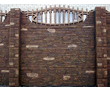 Забор из профнастила, ворота с автоматикой, калитки, металлоконструкции, еврозаборы., фото — «Реклама Симферополя»
