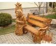 Резная садовая и парковая мебель, фото — «Реклама Севастополя»