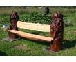 Резные деревянные скульптуры, фото — «Реклама Севастополя»