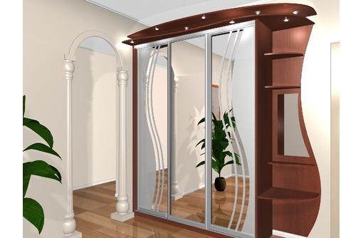 Кухни и шкафы-купе по индивидуальному дизайну, размерам и требованиям., фото — «Реклама Севастополя»