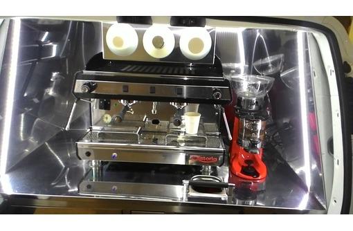 Мобильная кофейня, кофемобиль на Ваше мероприятие, фото — «Реклама Севастополя»