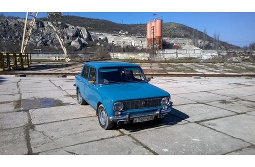 Аренда/продажа 2101.  Крымский авто  c 1973 г. 120.000р, фото — «Реклама Севастополя»