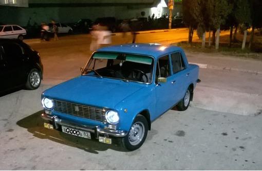 Аренда/продажа 2101.  Крымский авто 1973 г.в., фото — «Реклама Севастополя»