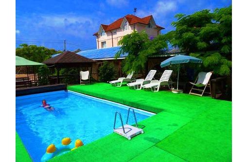 Мыс Тарханкут отдых в Оленевке частный гостевой дом, фото — «Реклама Черноморского»