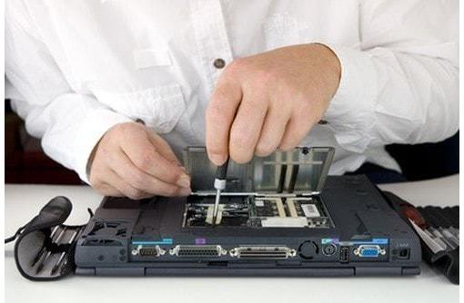 Ремонт и модернизация ноутбуков и компьютеров, профилактика, фото — «Реклама Севастополя»