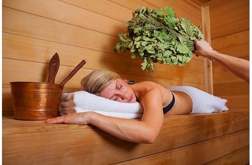Парение в русской бане с парильщиком в Ялте, фото — «Реклама Ялты»