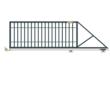 Ворота откатные, распашные с автоматикой и без, фото — «Реклама Севастополя»